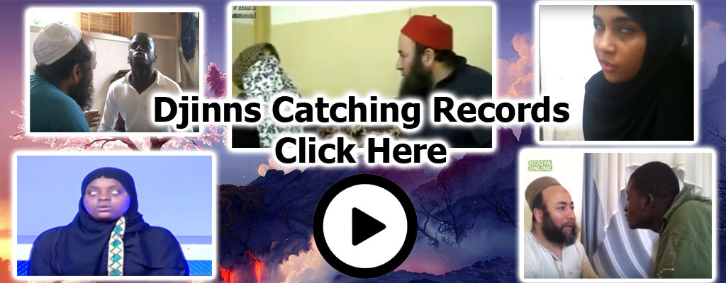 Djinns catching - Ultimate diagnostic method