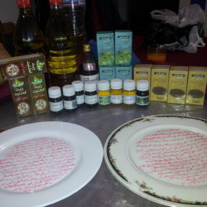 7 oils mixture